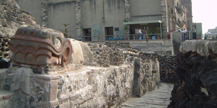 Templo Mayor, Mexico City
