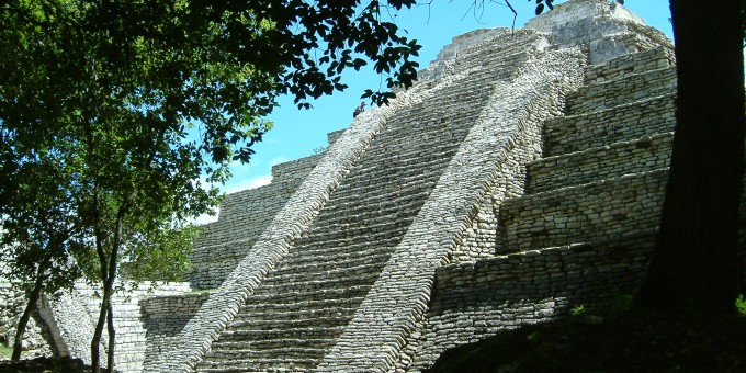 Tenam Puente, Chiapas, Mexico