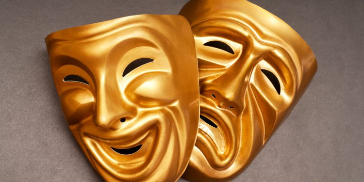 Comedy and Tragedy - Theatre Masks