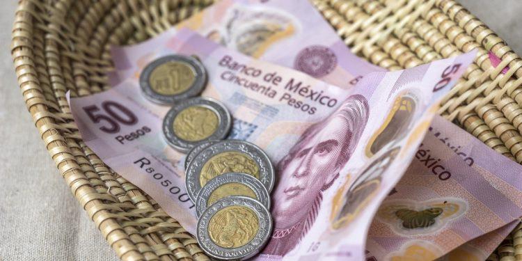 Mexican Pesos Tip
