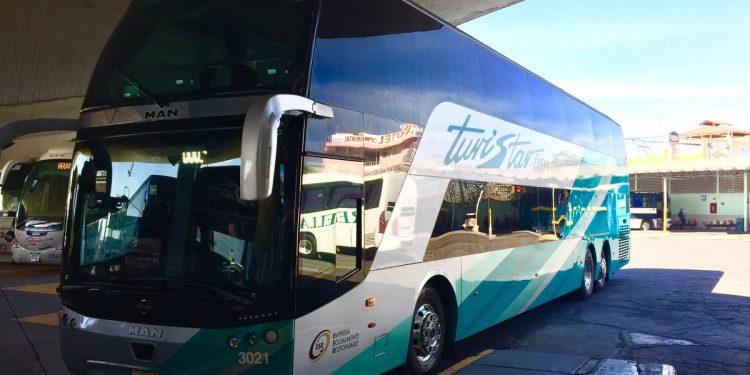 Executive Bus in Mexico