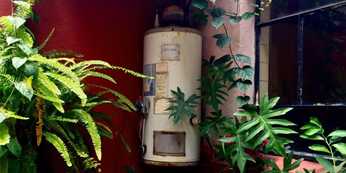 Water Heater in Mexico