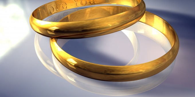 Gold Wedding Rings How To Get Married