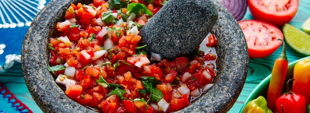 Pico de Gallo Mexican Salsa